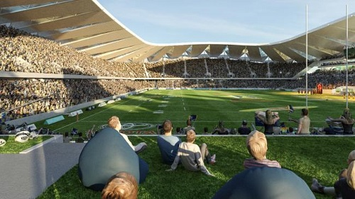 Arup Part Of Winning Team For North Queensland Stadium